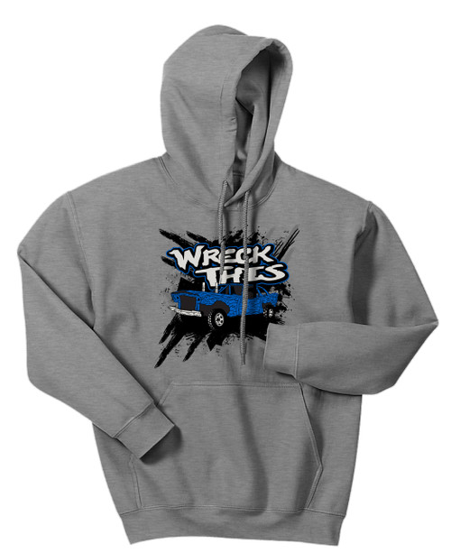 More Drivin' Less Cryin' Kids Hoodie