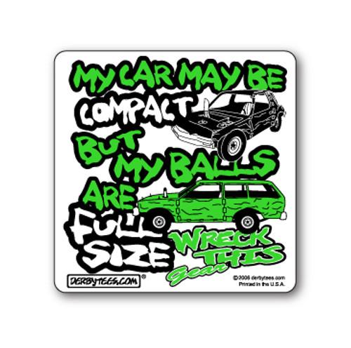 Compact Sticker
