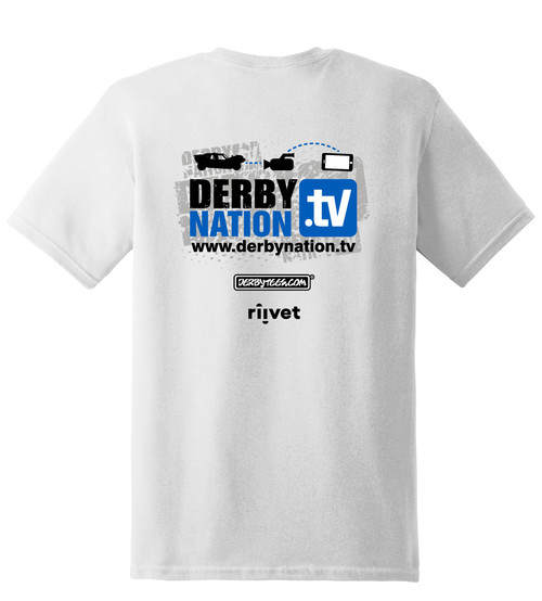 DerbyNation.tv Tee