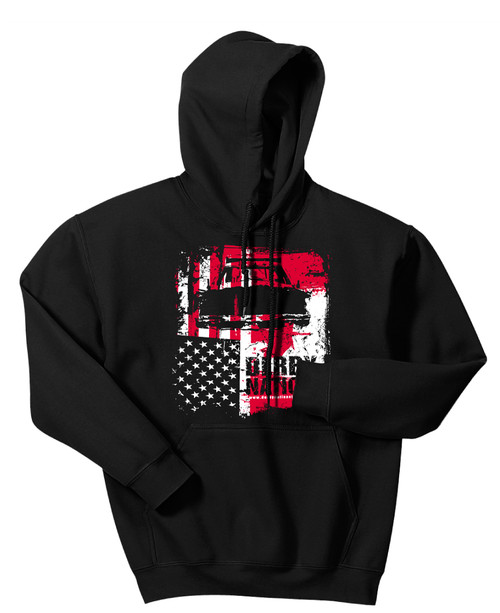 Derby Nation Black Hoodie