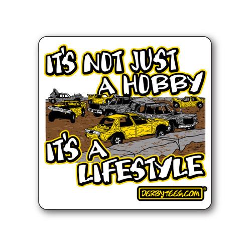LifeStyle Sticker