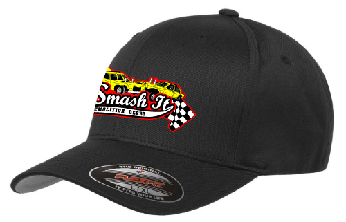 Smash It Logo Hat-Structured