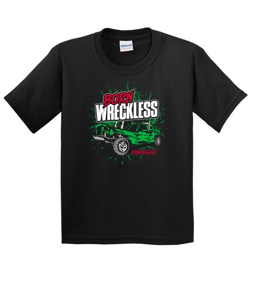 Kids Born Wreckless Tee