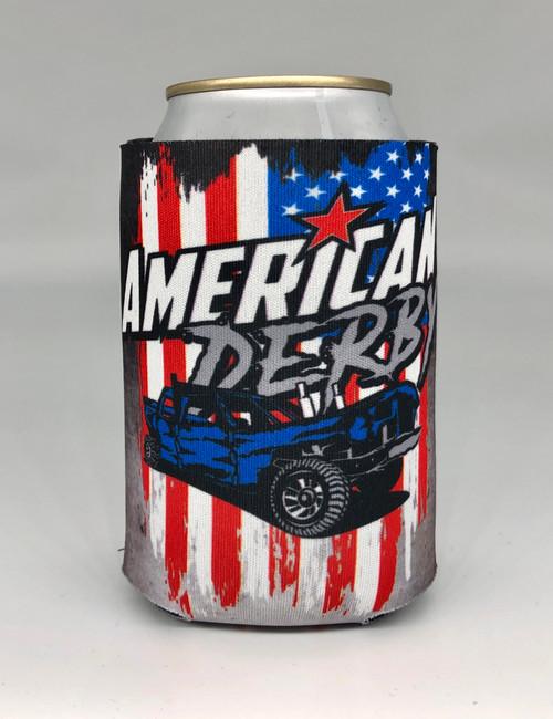 American Derby Koozie