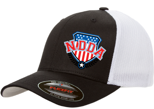 NDDA Logo Hat-Mesh Back