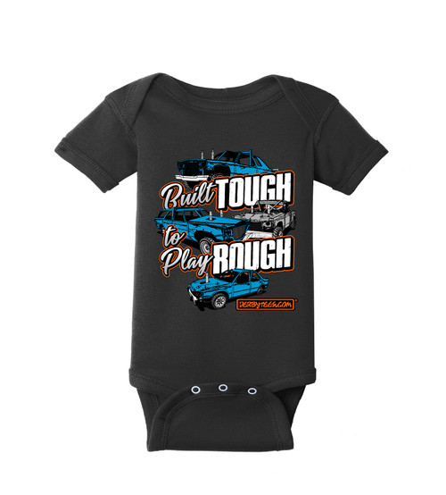 Built Tough  KIDS Tee