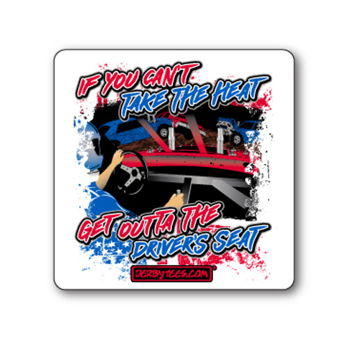 Take the Heat Sticker
