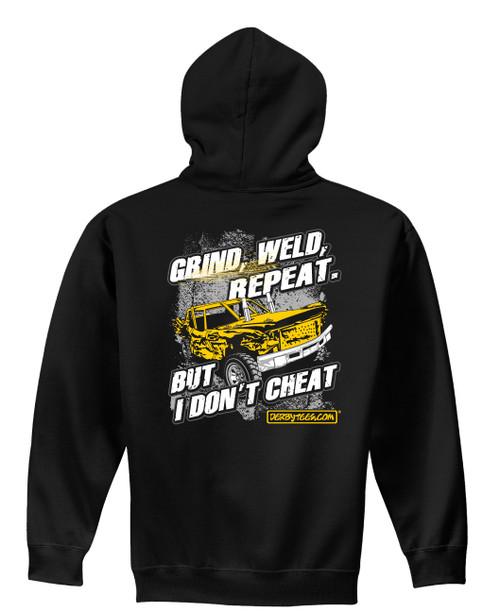 Grind Weld Hoodie - NEW!