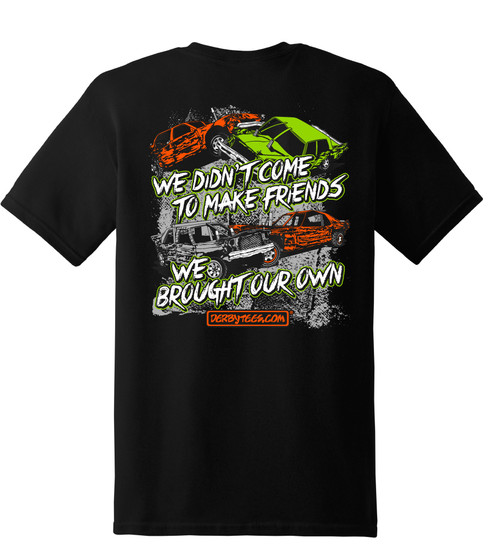 Make Friends Tee - NEW!
