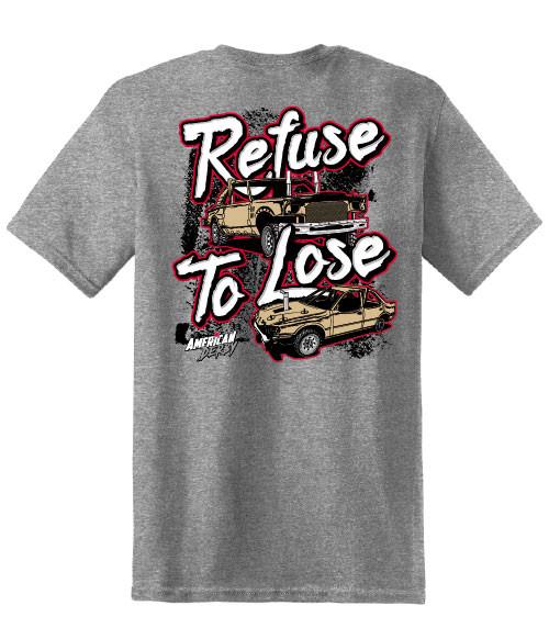 Refuse to Lose KIDS Tee