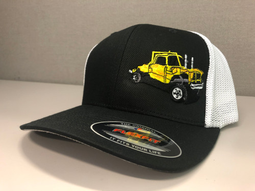 Mod Truck Fitted Hat