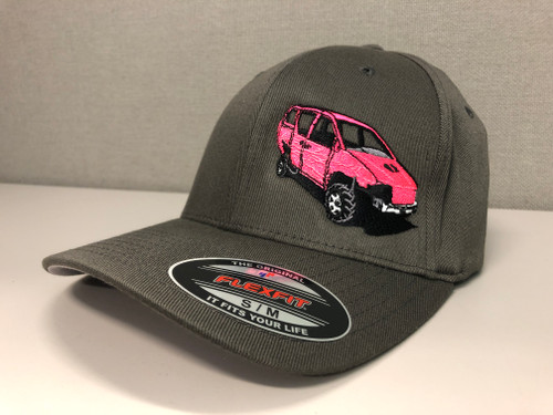 Mini Van Fitted Hat