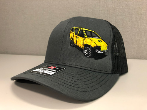 Mini Van Snapback Hat