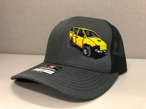 Mini Van Snapback Hat