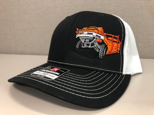 Junked Old Iron Snapback Hat
