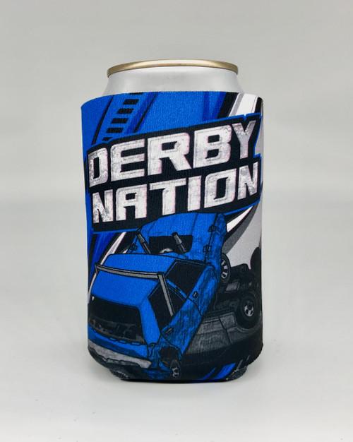 Derby Nation Nitro Pro Koozie