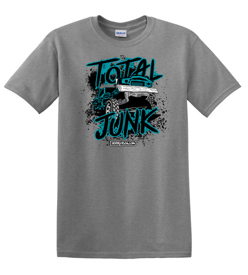Total Junk 12 Days Tee