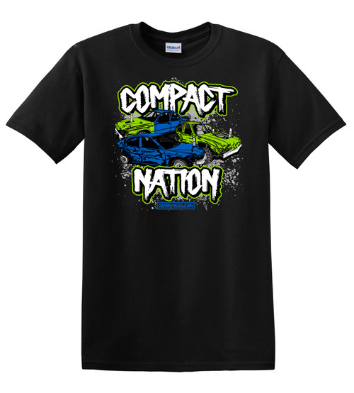 Compact Nation 12 Days Tee
