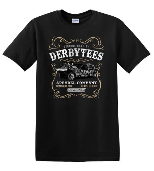 Genuine Derbytees 12 Days Tee