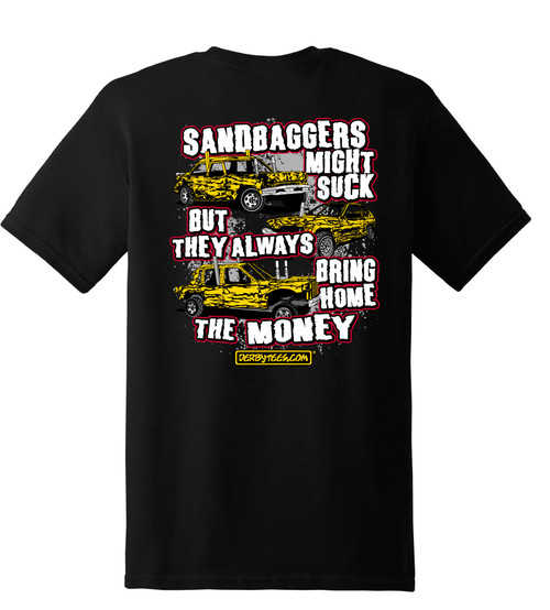 Sandbaggers Might Suck Tee