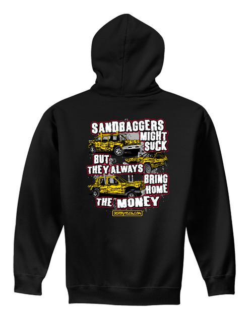 Sandbaggers Might Suck Hoodie