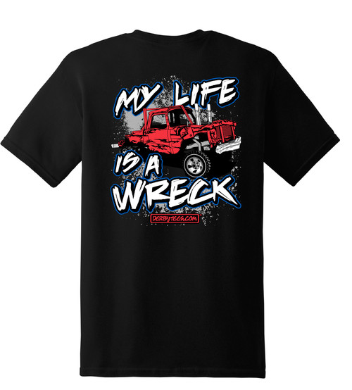 My Life Truck Tee