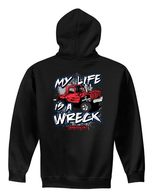 My Life Truck Hoodie