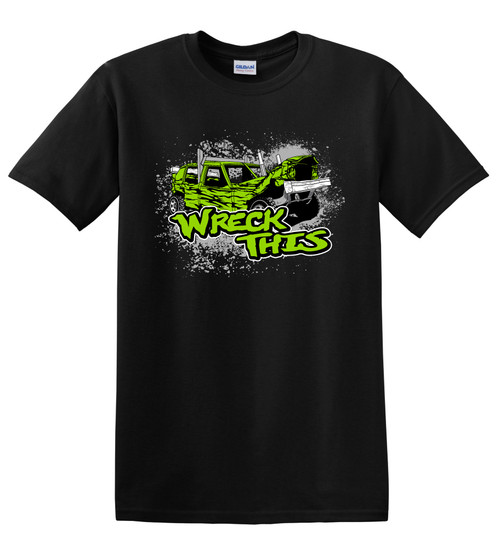 Wreckless Investment Tee