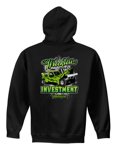 Wreckless Investment Hoodie