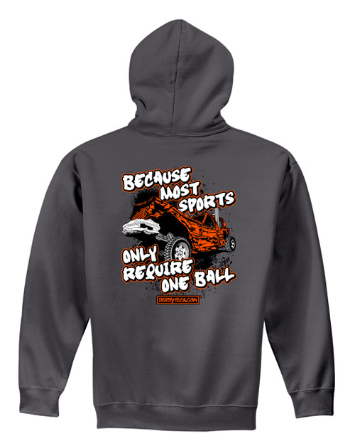 Most Sports Hoodie