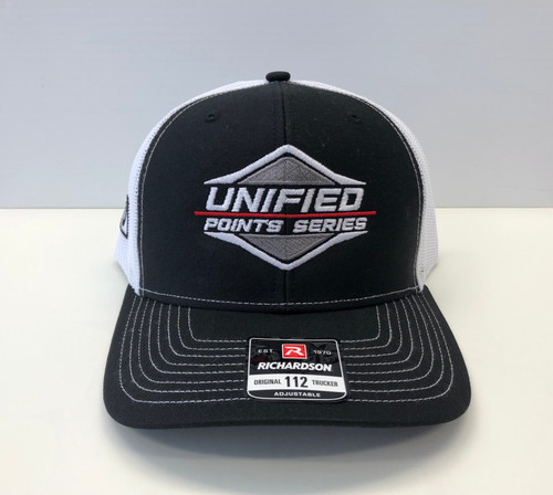 Unified Point Series Snapback Hat