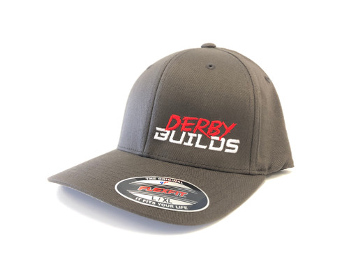 Derby Builds Fitted Hat