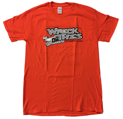 Most Sports Tee (Orange) - CLEARANCE