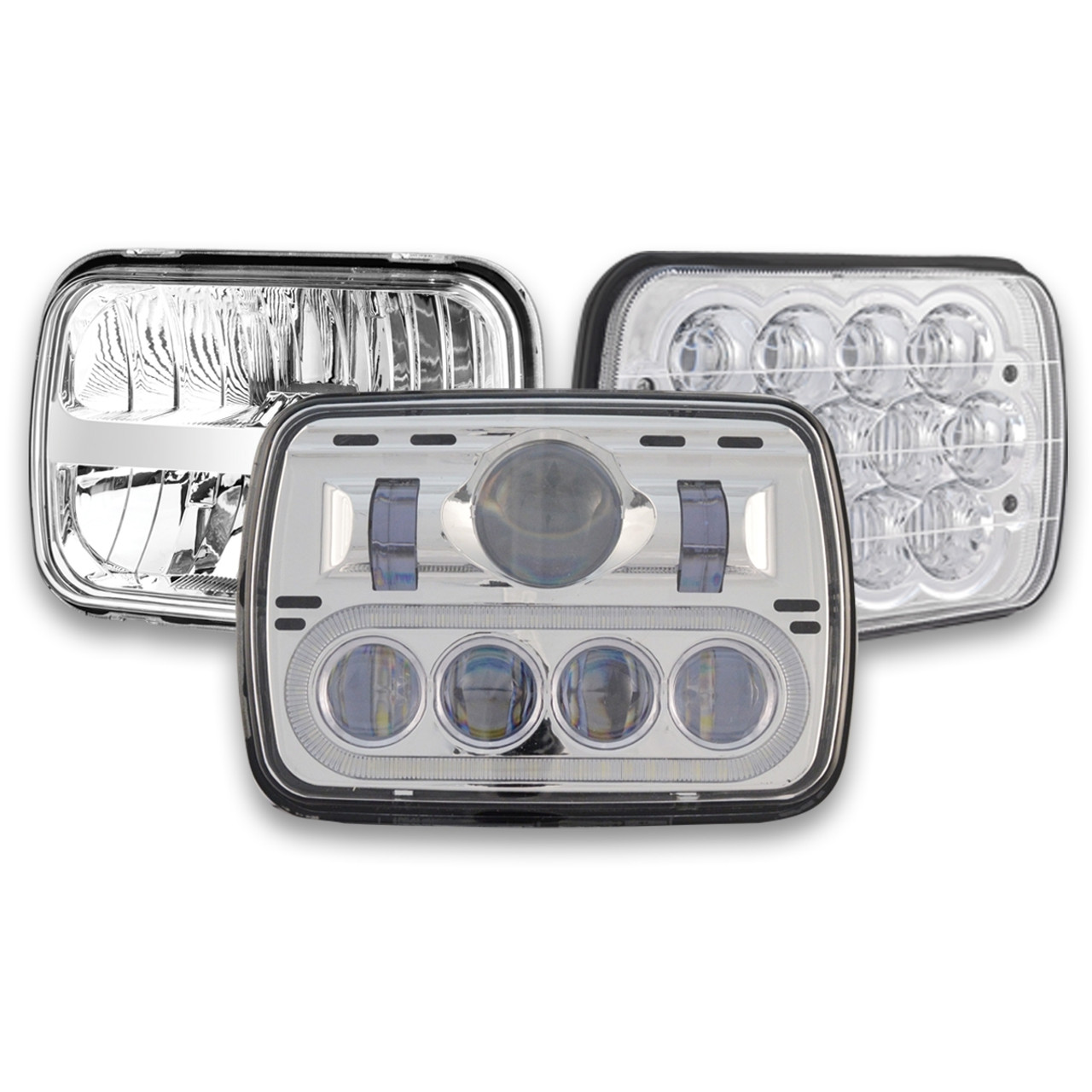 "5"" x 7"" LED Headlight"