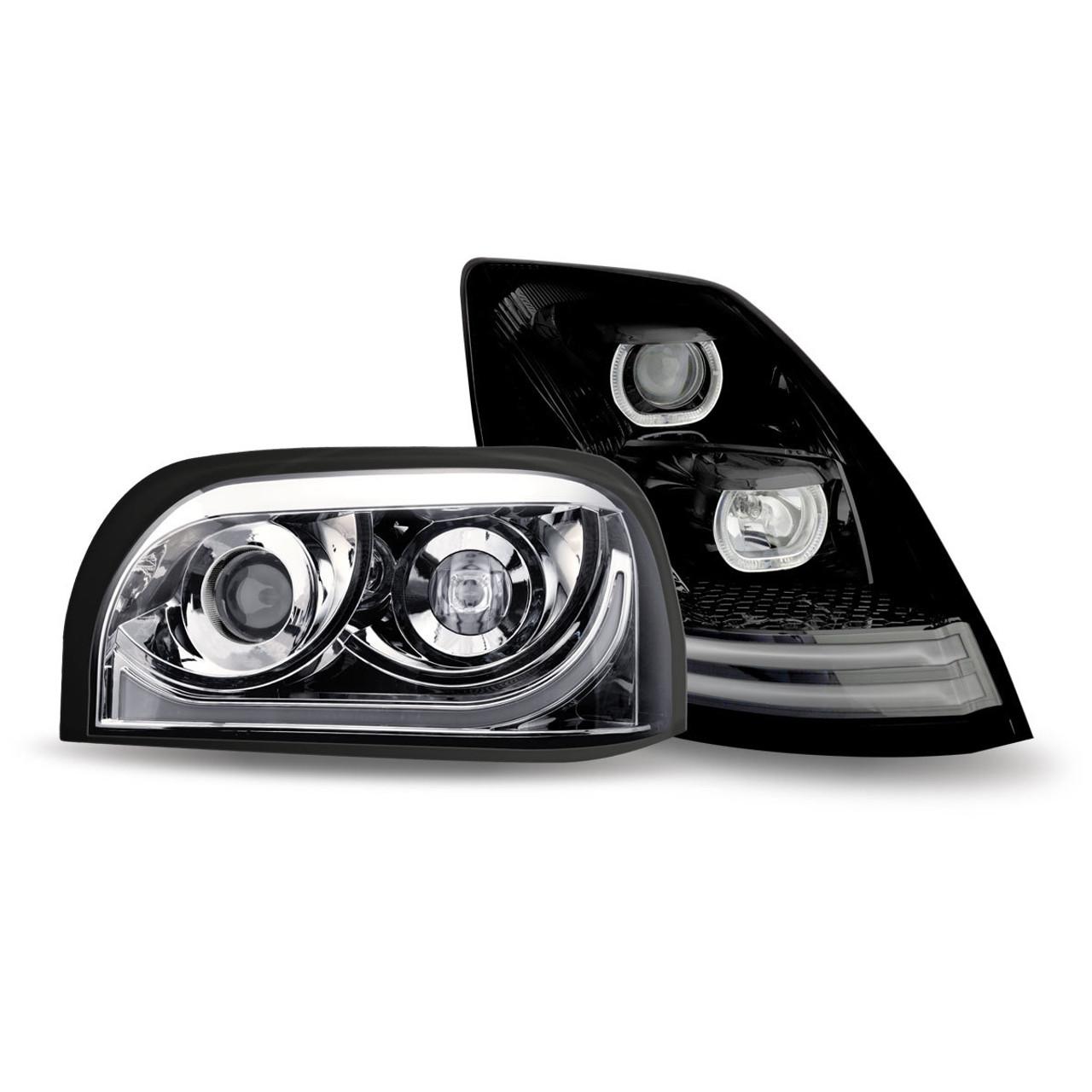 LED Headlight Assemblies