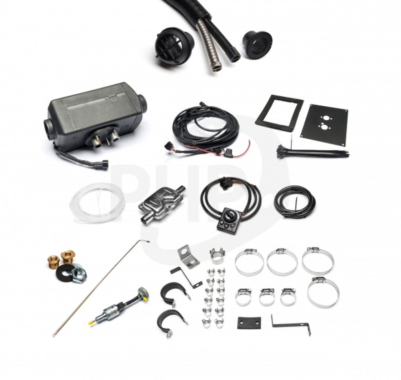 Parking Heater Products Vehicle Kit Air Heater / Webasto Air Top 2000ST Style