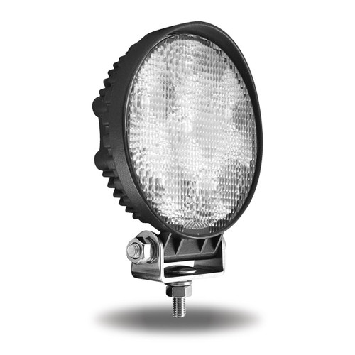 "Trux Accessories 4.5"" Universal Round LED Flood Work Lamp: TLED-U1"