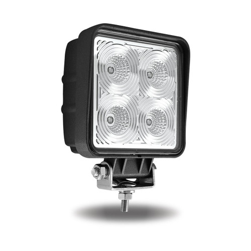 "Trux Accessories 4.5"" Universal Square LED Flood Work Lamp: TLED-U27"
