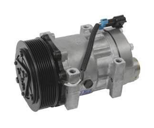 Truck Air A/C Compressor for Volvo: 03-1608