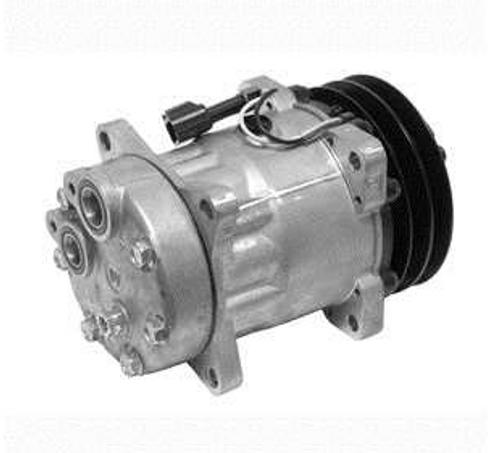 Truck Air A/C Compressor for Volvo: 03-1602