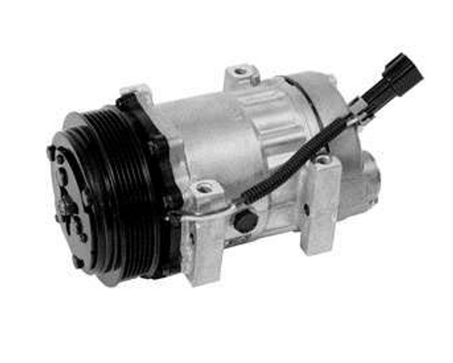 Truck Air A/C Compressor for Volvo: 03-1605