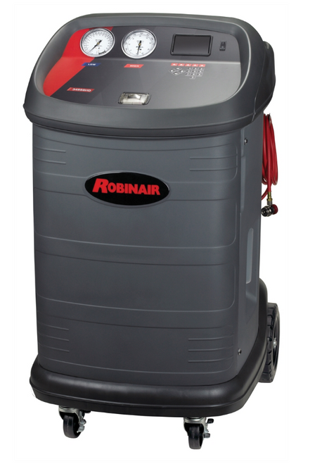 Robinair Heavy Duty Recover, Recycle and Recharge Machine: 34888HD