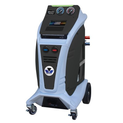 Mastercool Commander 4000 Automatic R1234YF and Hybrid A/C Machine with Identifier