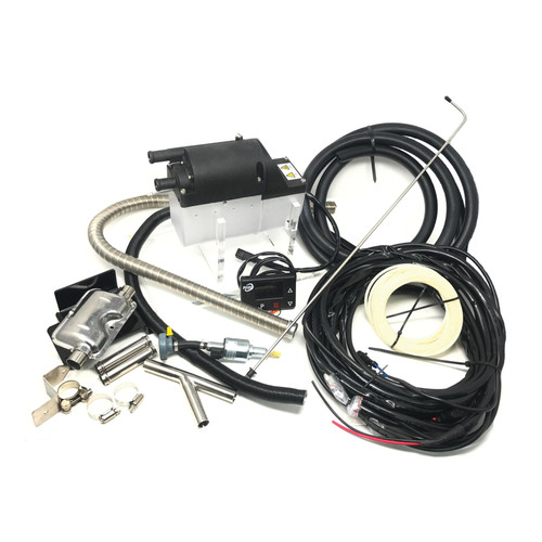 Parking Heater Products Vehicle Kit Coolant Heater with 7 Day Timer