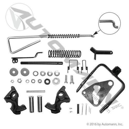 Fifth Wheel Rebuild Kit LH For Holland 3500: KP63501