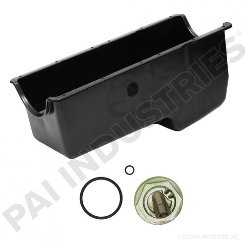 PAI Industries Oil Pan For International 444 (7.3L): 441172