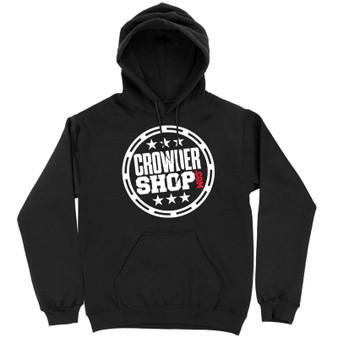 Crowder Shop Logo Hoodie