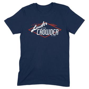 Louder With Crowder Vintage Men's Apparel