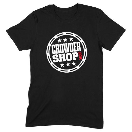Crowder Shop Logo Men's Apparel
