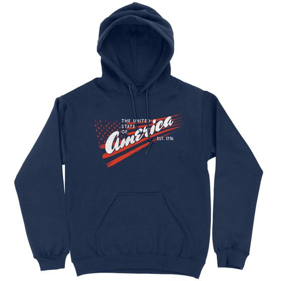 America Vintage Hoodie